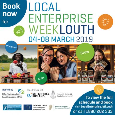 LEO Louth Local Enterprise Week Dundalk