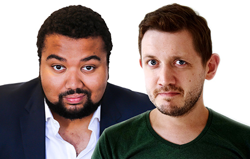 "Martin Angolo And Keith Fox - ""A Night Of Stand Up Comedy"" ~ The Spirit Store"