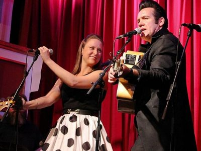 Walk The Line - A Johnny Cash Tribute ~ Carnbeg Hotel & Spa