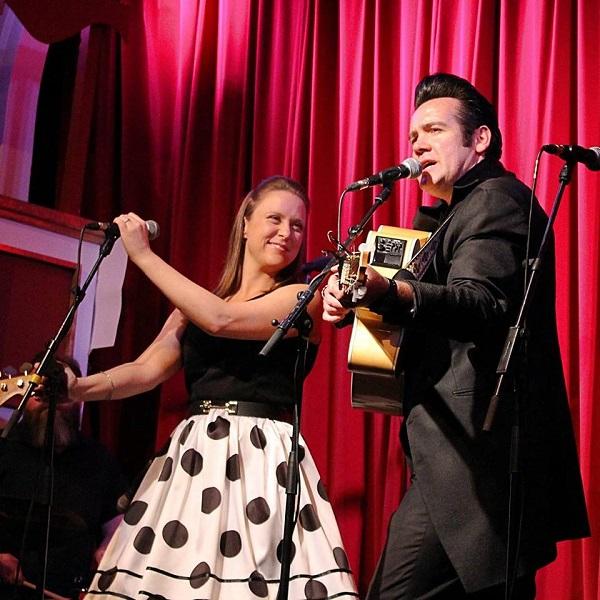 Walk The Line - A Johnny Cash Tribute ~ Carnbeg Hotel & Spa