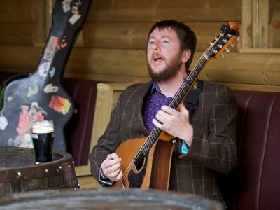 Daoirí Farrell ~ The Spirit Store Friday 24th May