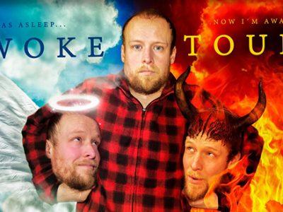 "Owen Colgan ""The Woke Tour"" ~ The Spirit Store Thursday 18th April"