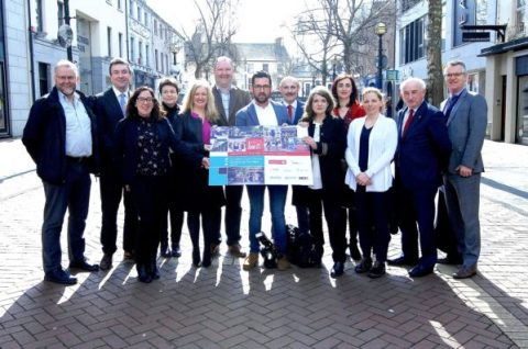 The Collaborative Dundalk Town Centre Health Check committee
