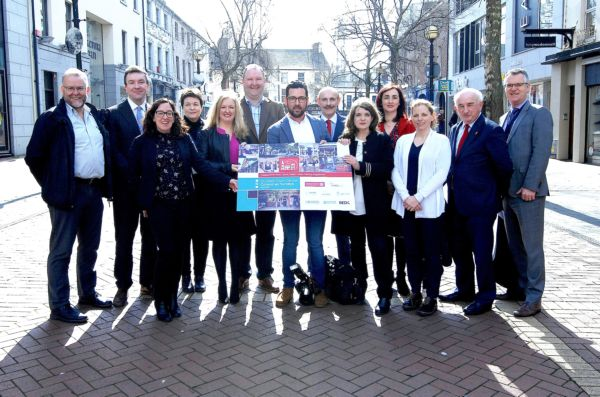 Dundalk's Pulse Taken in First-ever Town Centre Health Check RED C Survey Report