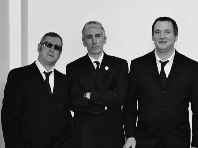 The Jam Tribute JamPact ~ DisFunction Room Uisce Beatha Bar