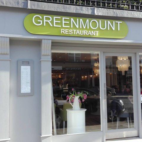 Greenmount Restaurant Clanbrassil Street