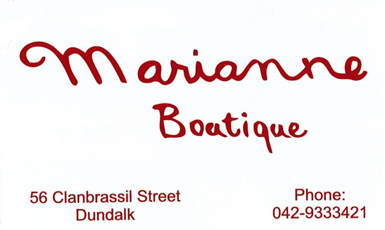 Marianne Boutique Clanbrassil Street