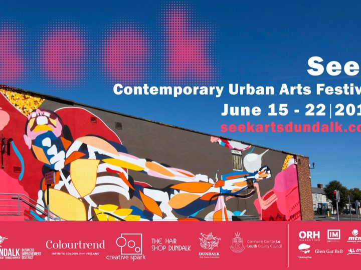 """Countdown is now on to """"SEEK 2019"""", Contemporary Urban Arts Festival!"""