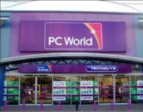Currys PC World Ireland