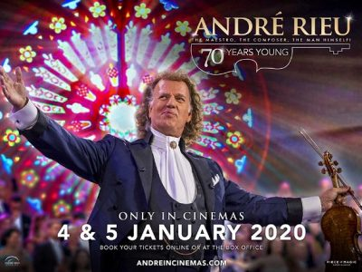 Music | Andre Rieu - 70 Years Young ~ Dundalk Omniplex
