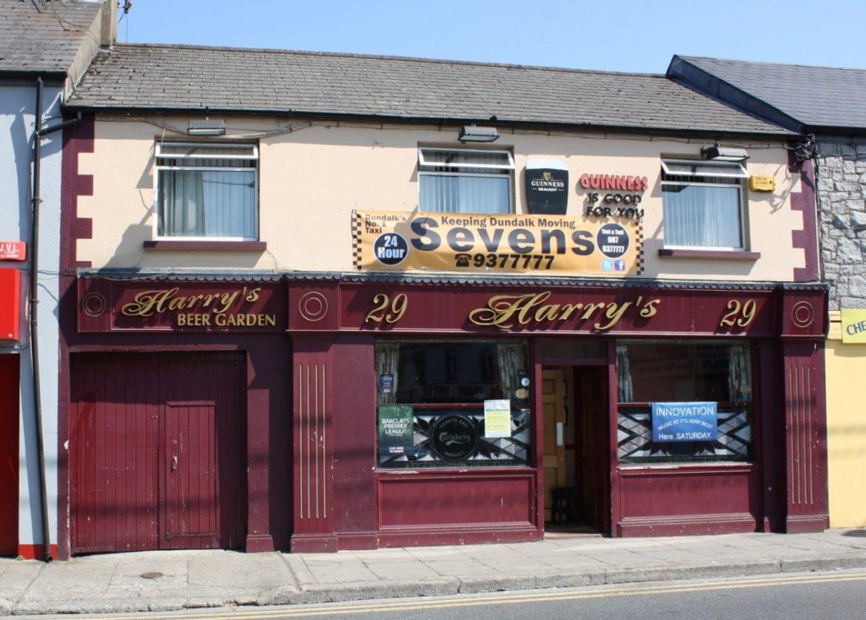 harrys bar bids