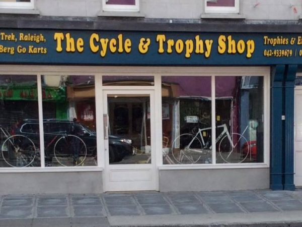 The Cycle and Trophy Shop