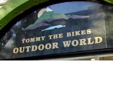 Tommy the Bikes