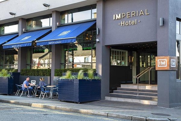 The Hotel Imperial