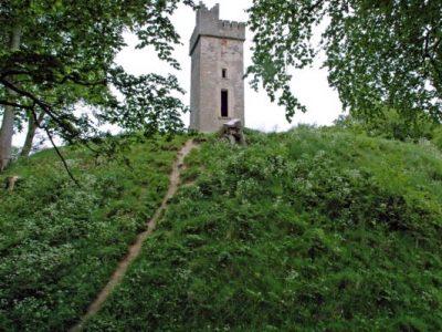 Cúchulainn's Castle Castletown Motte Dundalk