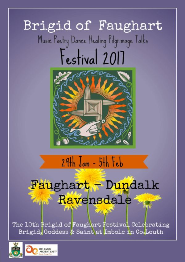 Brigid of Faughart Festival 2017 Dundalk