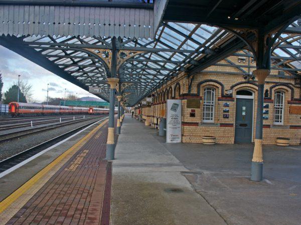 Dundalk Train Station