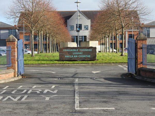 Louth County Council Car Park