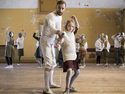 The Fencer at An Táin Arts Centre Dundalk