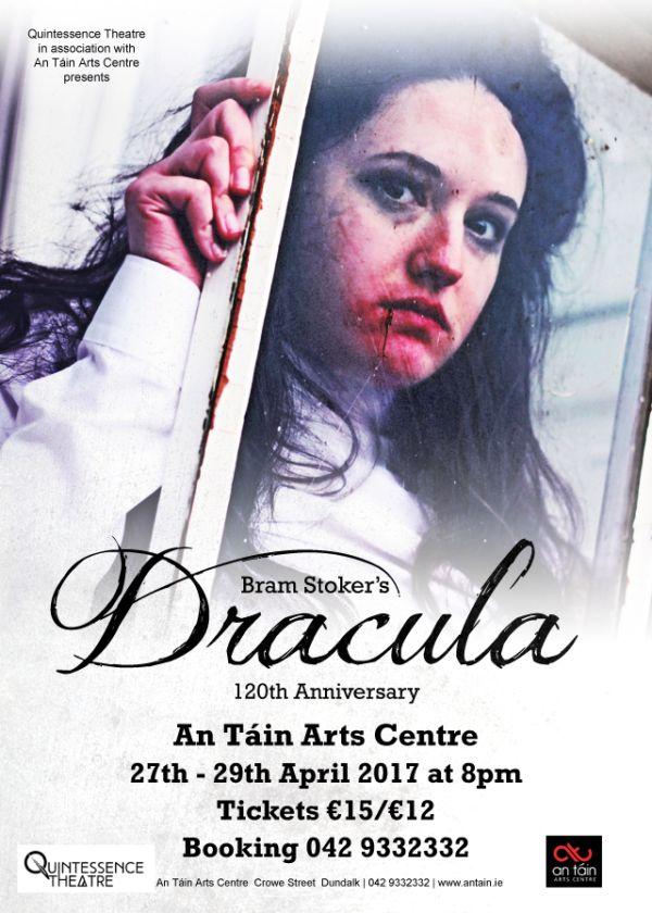 Dracula at An Táin Arts Centre Dundalk