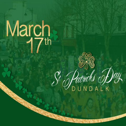 St Patrick's Day in Dundalk Ireland 2016 Facebook