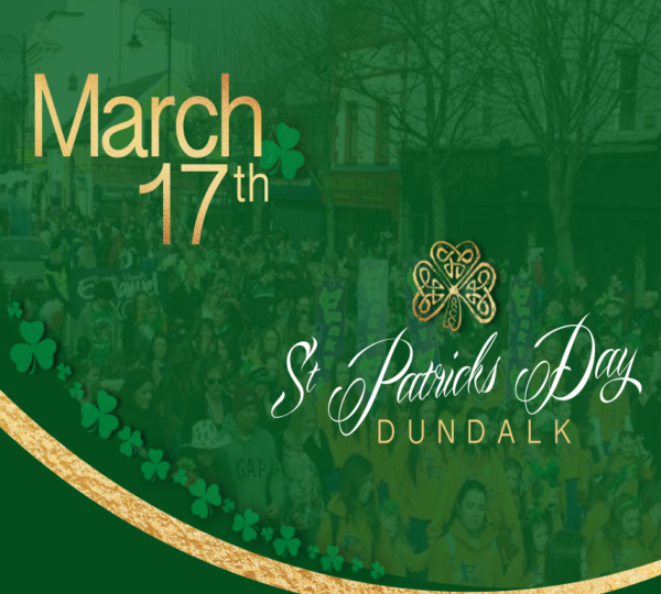 TEAMDundalk leads the way for St Patrick's Day Parade