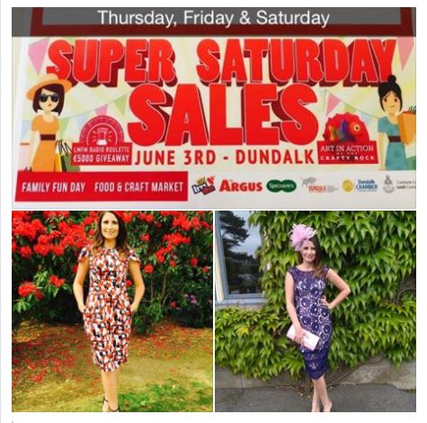Luzzious Boutique Dundalk Super Saturday