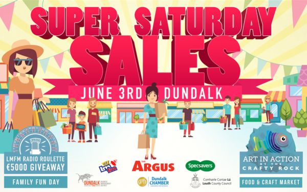 Dundalk Super Saturday Sales 2018