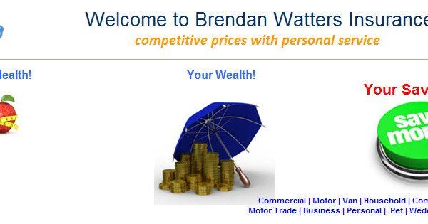 Brendan Watter Insurance Ltd