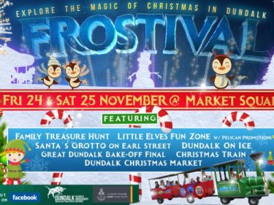 Frostival Dundalk November 2017 christmas