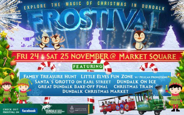 Frostival Dundalk November 2017 christmas