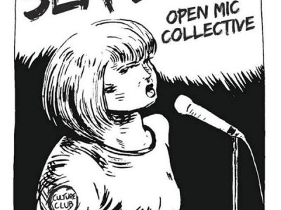 Sea Legs Open Mic Collective ~ The Spirit Store Wednesday 15th May Dundalk