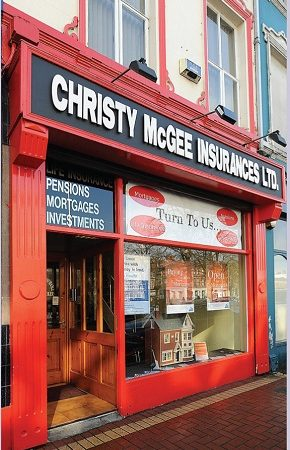 Christy McGee Insurance Ltd