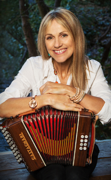 Music: Sharon Shannon Friday 25th May 2018