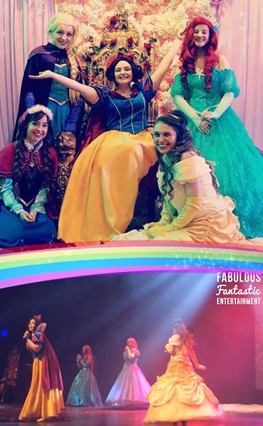 Children's Theatre: The Princess Concert Ball 3rd Feb 2018