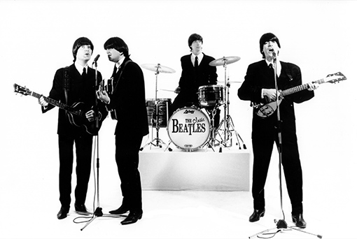 The Classic Beatles Fri 8th June