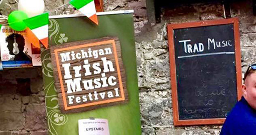 Michigan Irish Music Initiative Sat 14th April The spirit Store