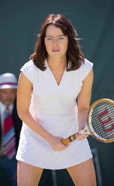Film: Battle of the Sexes Tuesday 26th June An Táin Arts Centre