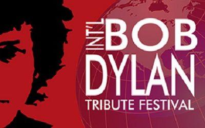 International Bob Dylan Tribute Festival Sun 17th June
