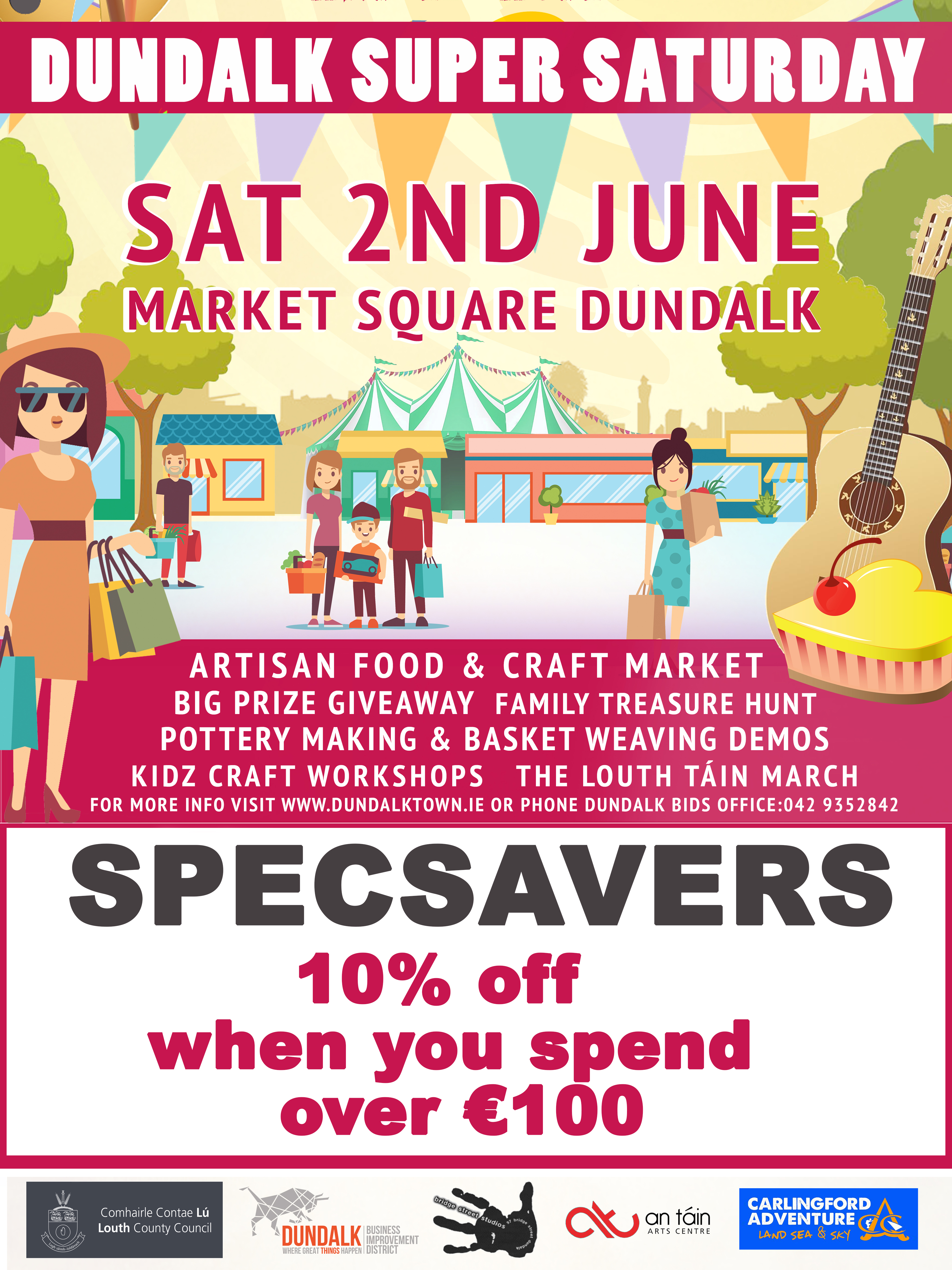 Specsavers Dundalk Super Saturday 2018