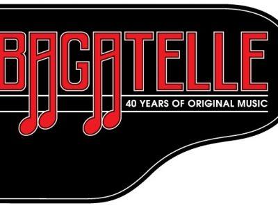 Bagatelle Package 40 years of original music 24th August Carrickdale hotel