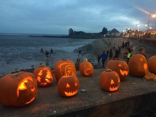 Blackrock Pumpkin Carnival Tuesday 30th October 2018