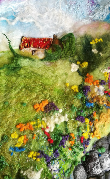 Bridge Street Studio Workshops: Felting with Caoilfionn Murphy O'Hanlon
