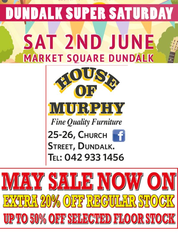 House of Murphy Dundalk Super Saturday 2018