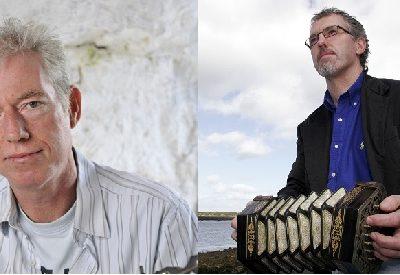 Noel Hill & Brian McGrath Wednesday 20th June Oriel Centre