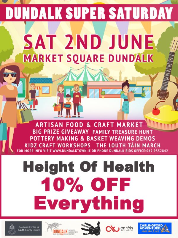 Height of Health Dundalk Super Saturday 2018