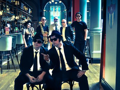 Box Car Blues Brothers ~ The Spirit Store Saturday 4th August