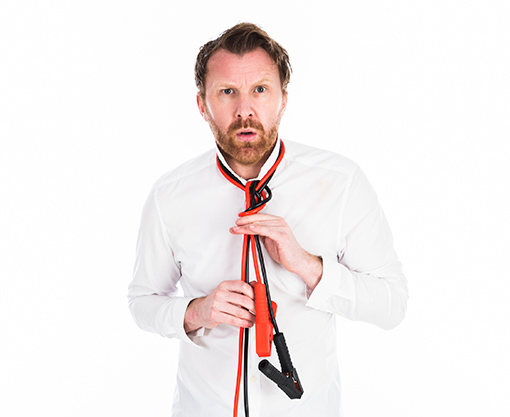 Jason Byrne ~ The Spirit Store Saturday 5th January