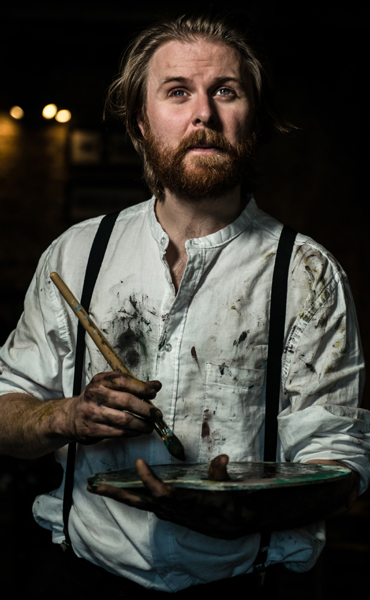 The Story of William, Who Died ~ An Táin Arts Centre | Sat 20th Oct