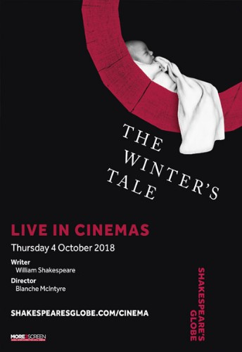The Winter's Tale: Live From Shakespeare's Globe ~ Thursday 4th October 2018 Dundalk